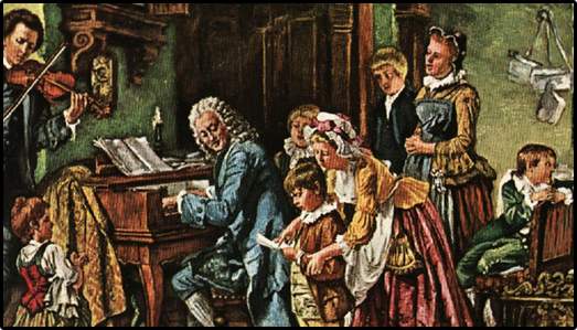 Bach family morning Rosenthal resize picc