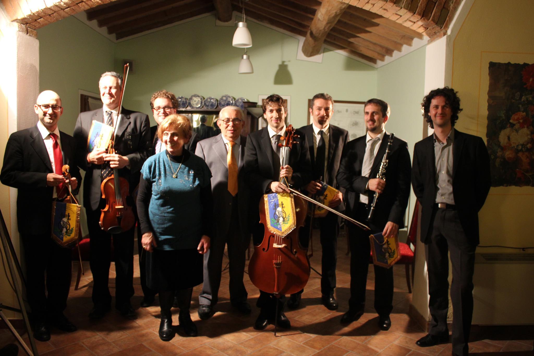 Concerto degli Auguri, 2 dicembre 2012