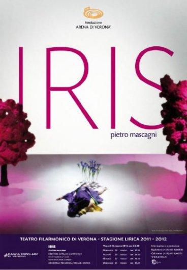 18 Marzo, Teatro Filarmonico di Verona: Iris di P.Mascagni