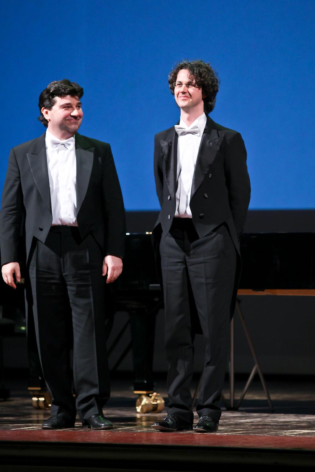 Grande successo per la Sinfonia sulla Divina Commedia di F.Liszt