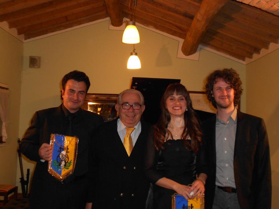 Apertura Mirandola Classica 2013, recensione Duo Santini-Cavalli