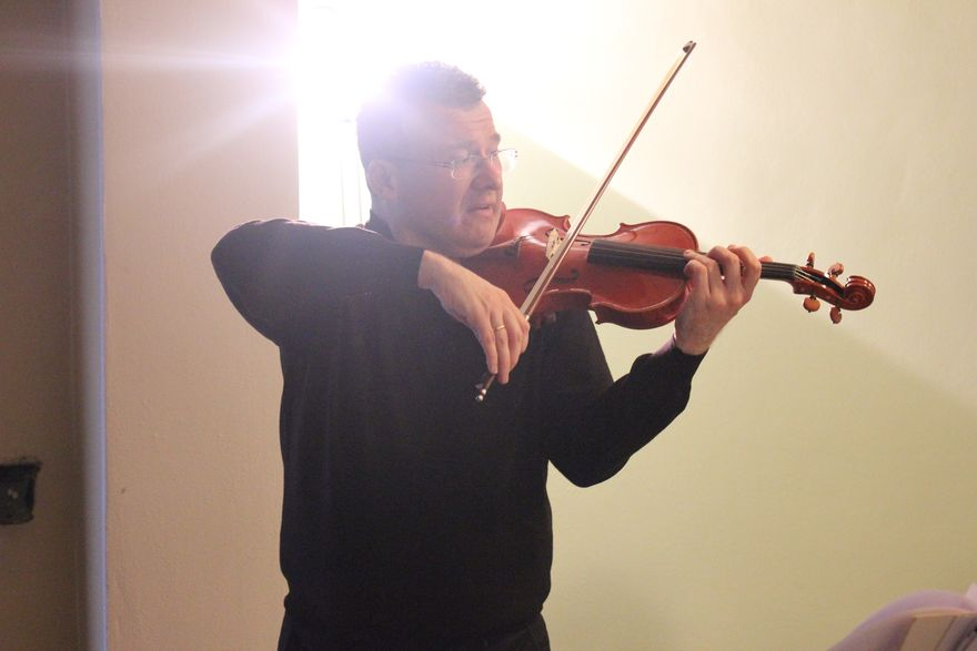 Duo Ghidoni-Carpani per Mirandola Classica