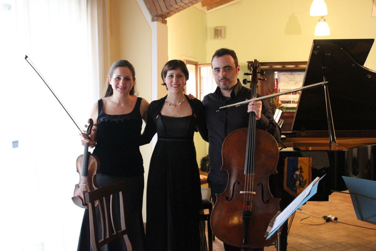 Trio Mascagna-Pianelli-Fierro per la chiusura di Mirandola Classica 2013