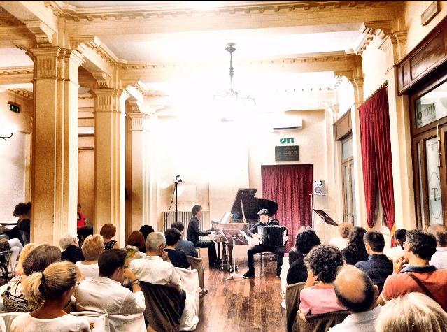 Musicisti mirandolesi per Mirandola Classica Estate, 24 agosto 2017