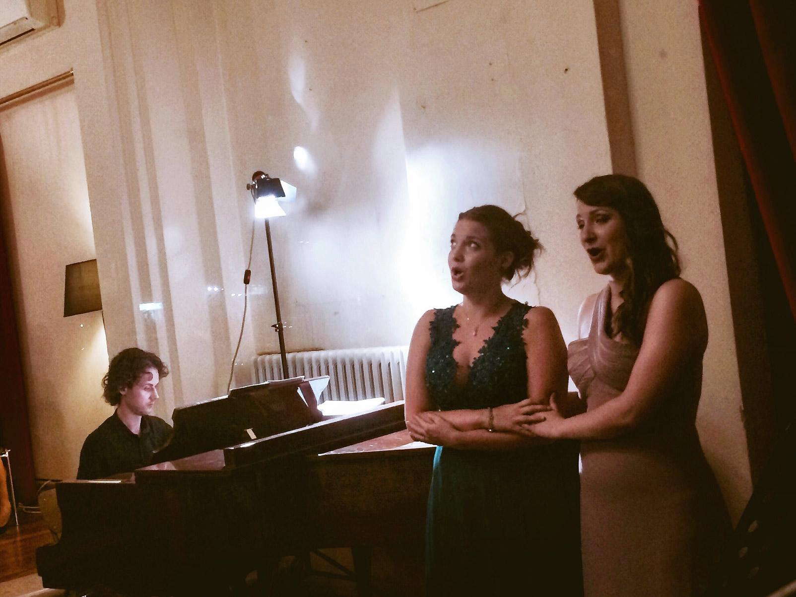Opera cantata… e suonata, 10 agosto 2017 per Mirandola Classica Estate