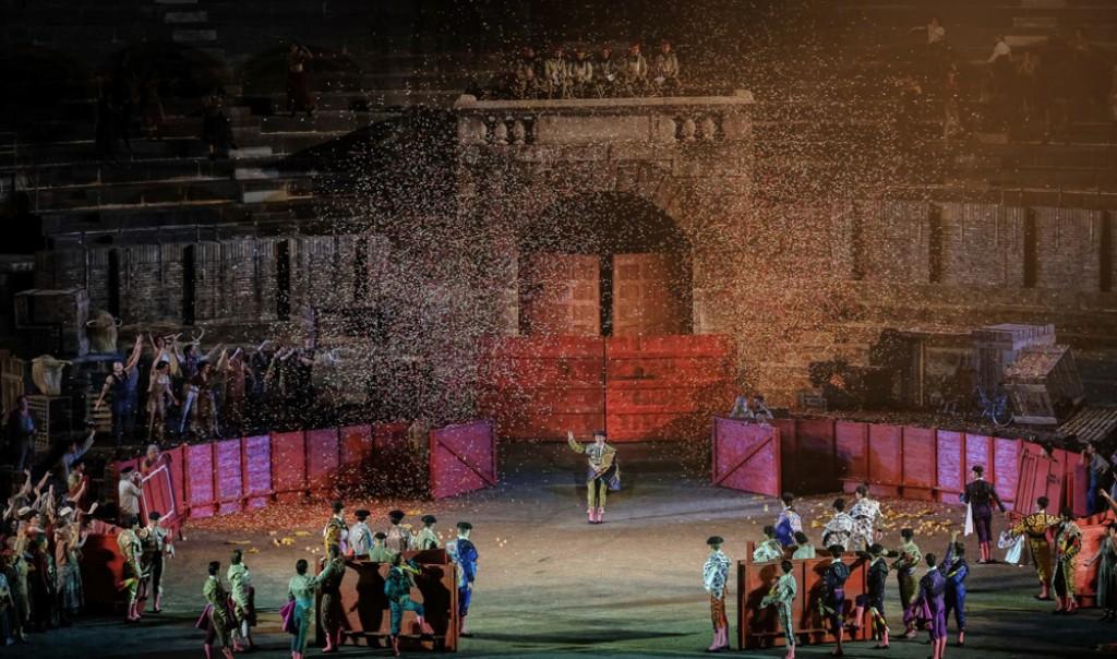 Carmen di Georges Bizet – 13 luglio 2019