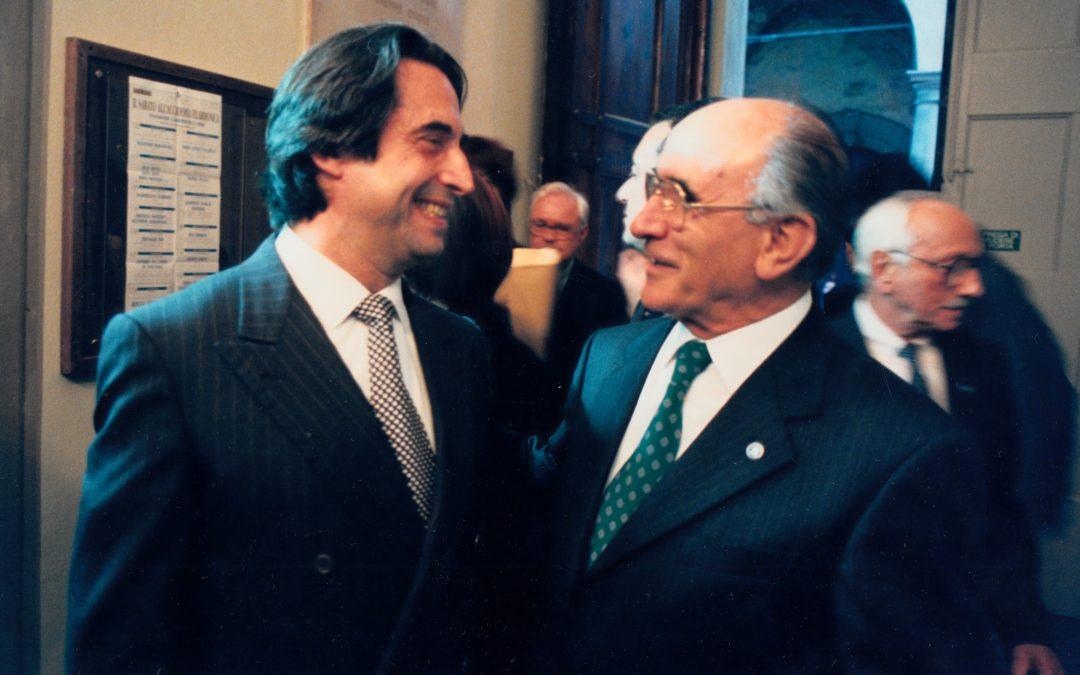"""Il Maestro Luigi Girati e il 20° anniversario della Borsa di Studio """"G. Girati"""""""