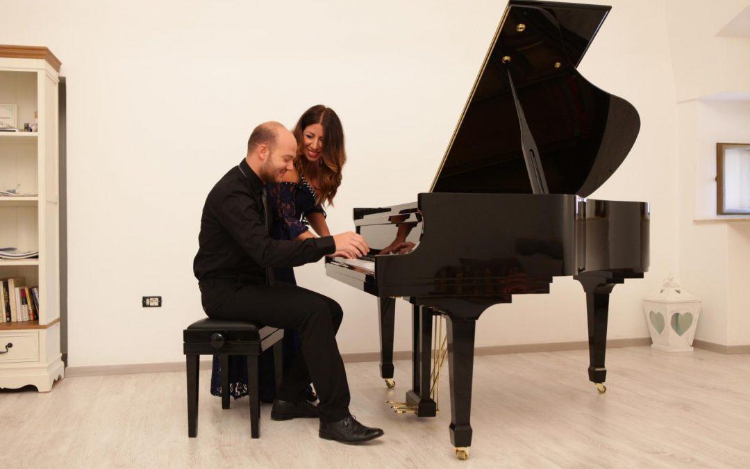 Il duo Veneziani-Valluzzi 18 luglio per Mirandola Classica Estate 2019