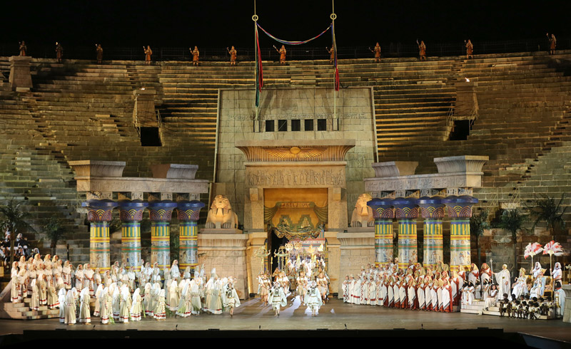 Aida di Giuseppe Verdi – 31 agosto 2019