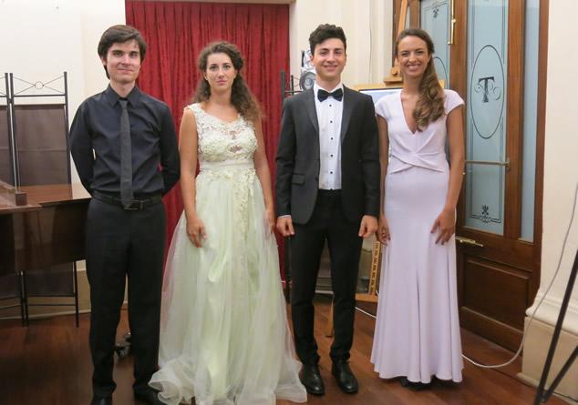 Giovanissimi interpreti per una serata lirica al Teatro Nuovo