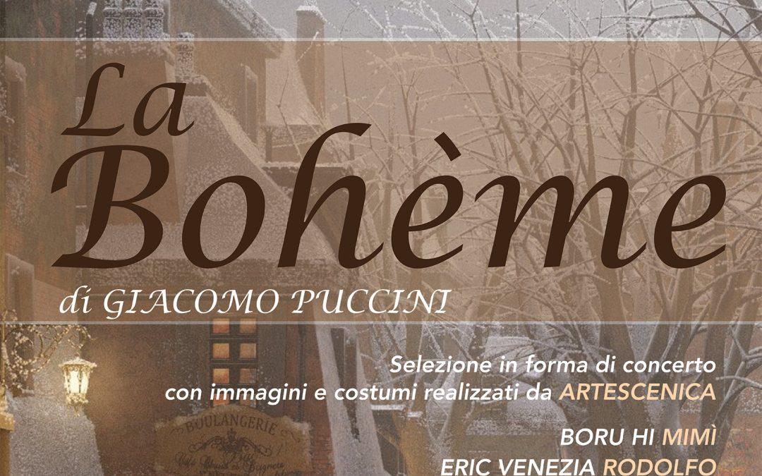 Concerto degli auguri: La Bohème – domenica 8 dicembre 2019