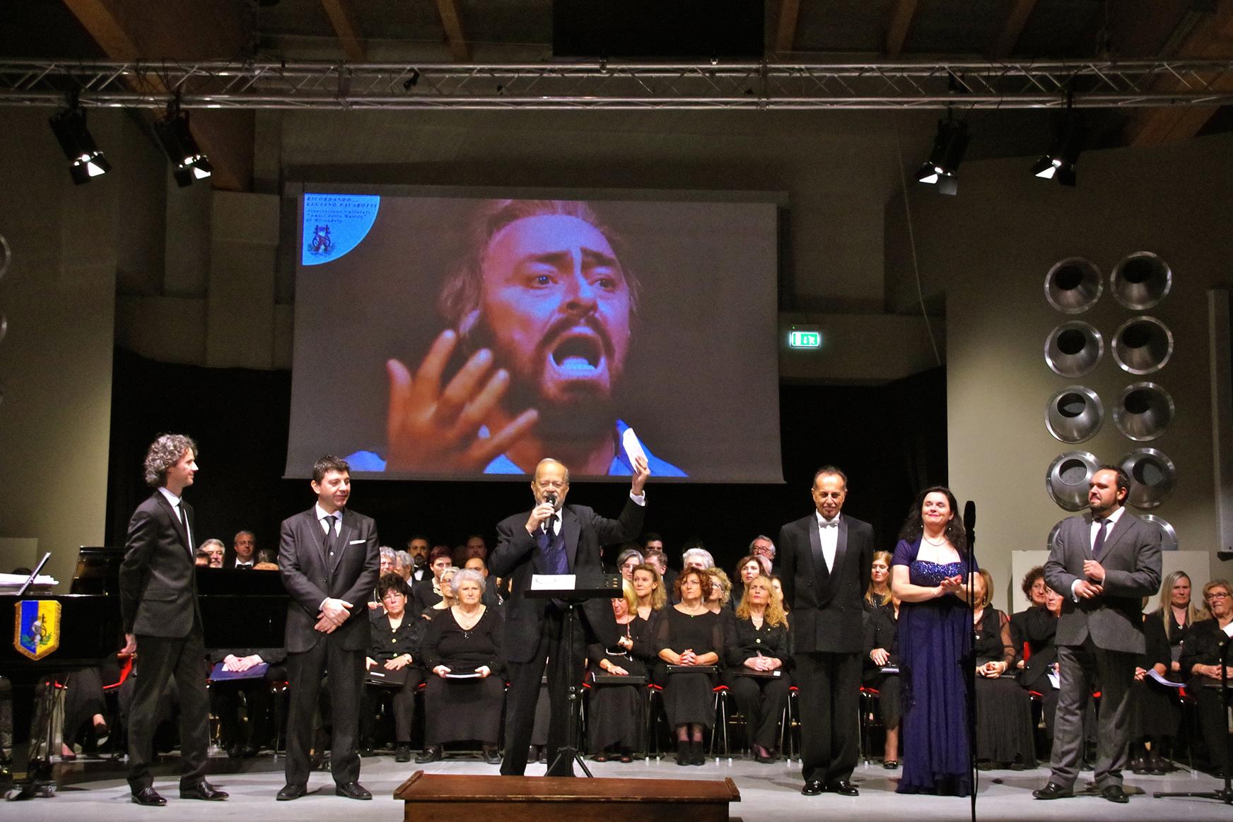 Ricordando Luciano Pavarotti
