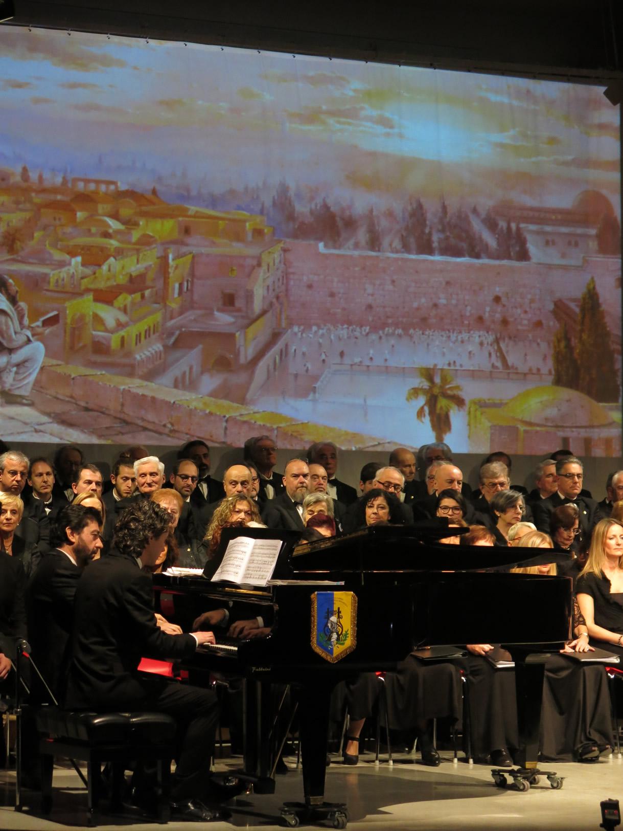 Il Nabucco degli Amici della Musica di Mirandola, la recensione