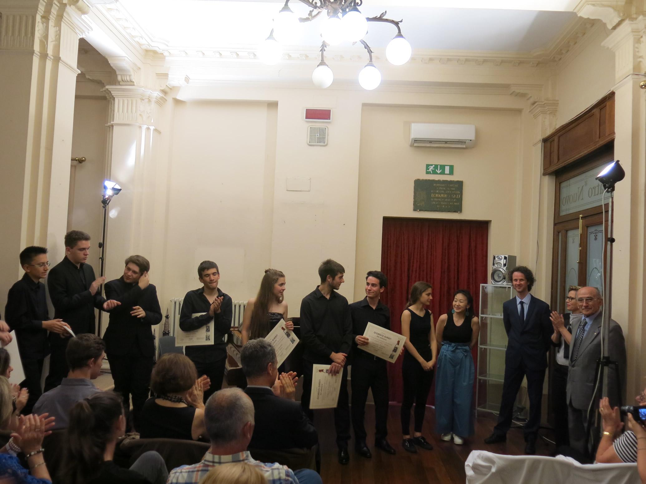 Premio Girati, XIX edizione, recensione